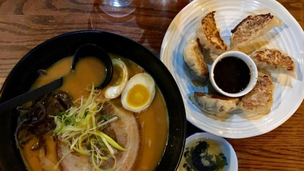 Edmonton AM food reviewer Twyla Campbell sampled some rich and spicy ramen at Nudoru.