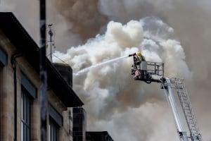 Britain Art School Fire