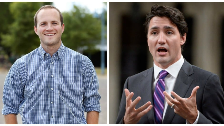 Liberal MP Nathaniel Erskine-Smith is apologizing to voters after Prime Minister Justin Trudeau announced the government will be abandoning electoral reform.