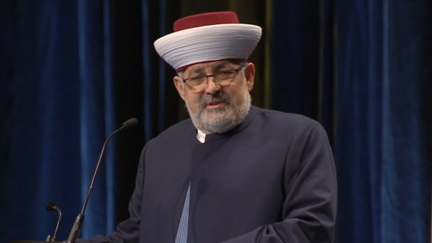 Imam Hassan Guillet says he's reached a new generation with his message of compassion.