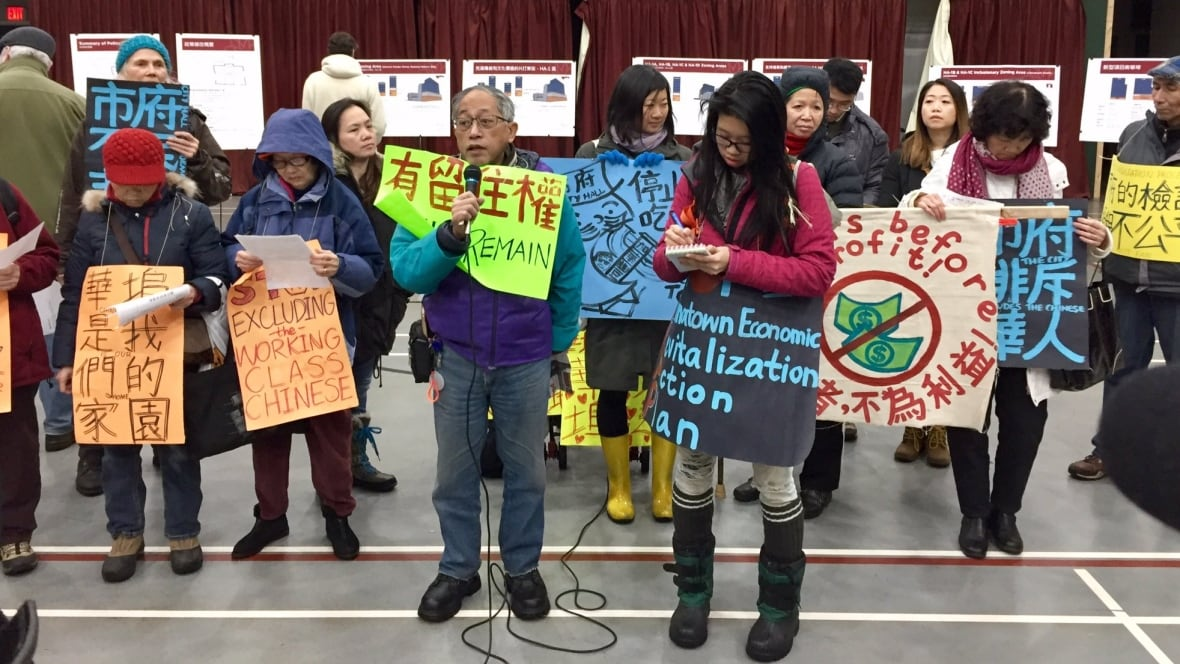 Vancouver Chinatown revitalization: advocates worry over heritage loss, social housing