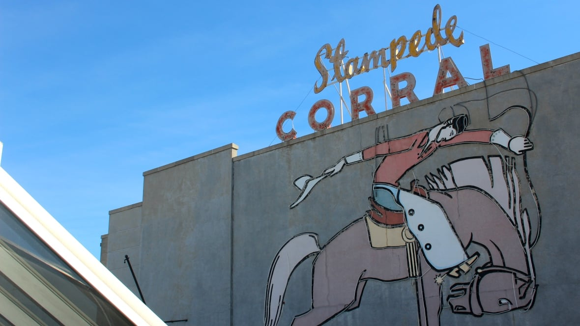 Stampede Corral To Be Demolished If 500m Bmo Centre