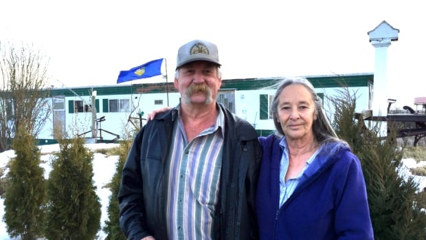 Eric Musekamp and Darlene Dunlop and have stuck together through the thick of things, including losing their home, but also seeing the enactment of Bill 6.