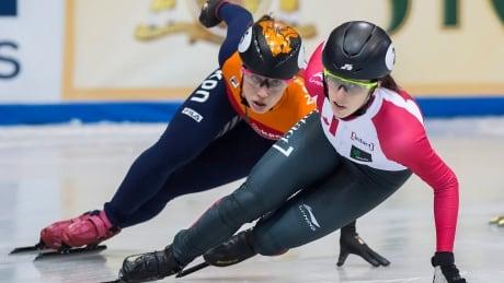 Germany Short Track World Cup Speedskating