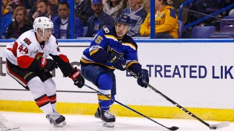 Blues' Fabbri Out For Rest Of Season With ACL Injury