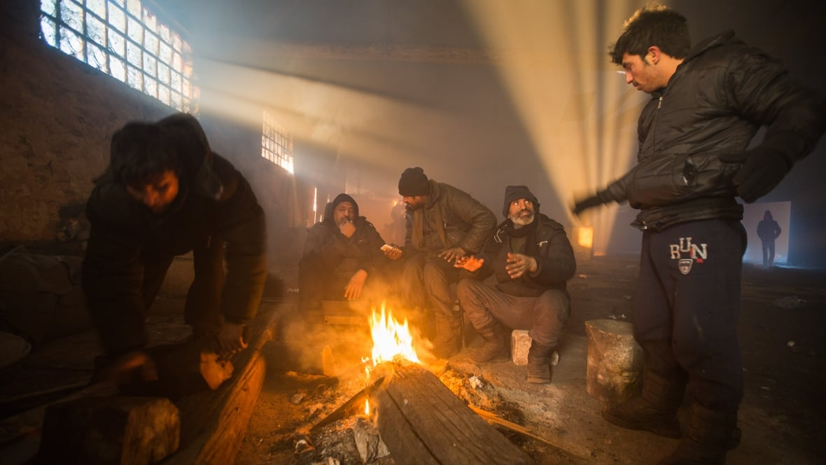 Thumbnail for Fleeing danger at home, finding despair on Europe's doorstep