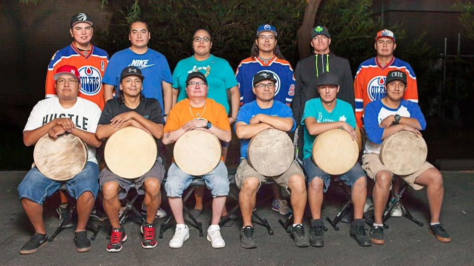 Alberta-based Indigenous music group Northern Cree is nominated for a Grammy in the category of regional roots.