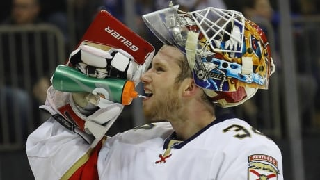 Panthers Goalie James Reimer Rare Commodity In Today's NHL