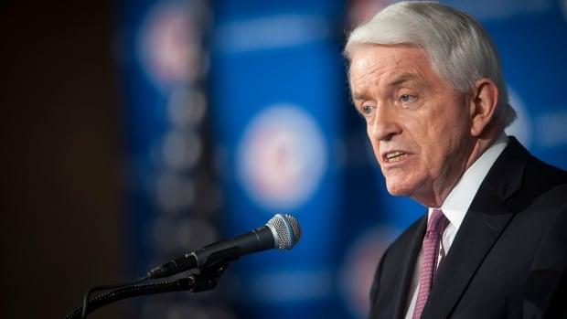 U.S. Chamber of Commerce president Tom Donohue says 14 million American jobs depend on the NAFTA agreement, which is why the U.S. is unlikely to tear it up.