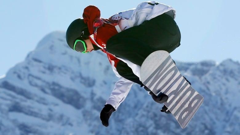 Olympic snowboarder Mark McMorris injured near Whistler