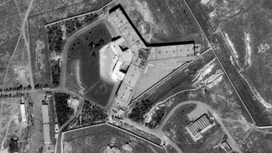 Syrian authorities have killed at least 13,000 people since the start of the 2011 uprising in mass hangings at a prison north of Damascus called Saydnaya Prison. Detainees refer to the prison as 'the slaughterhouse.'