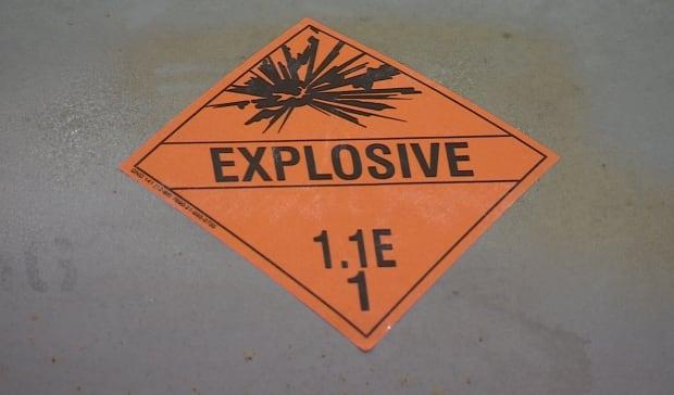 CFAD 1.1 Explosive