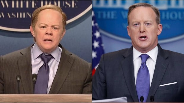 McCarthy as Spicer