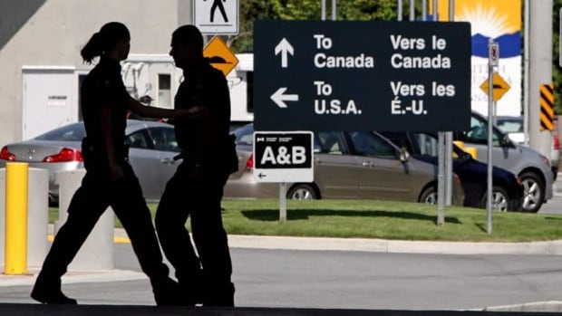 Two men from Quebec are facing charges after 11 foreign nationals where found hiding in the sleeping compartment of their truck as they tried to cross the Ambassador Bridge.