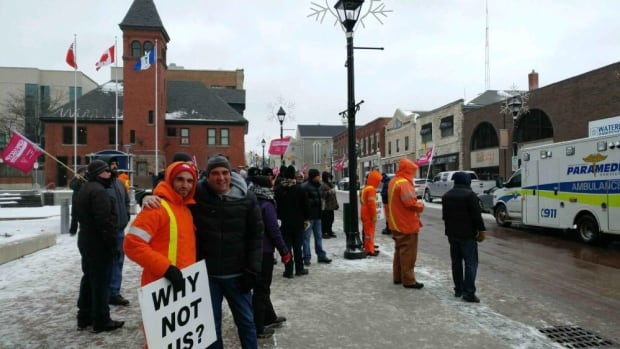 Cambridge's outside workers reached a deal with the city last week. Now the inside workers are negotiating a new contract and Friday at 12:01 a.m. is the strike deadline.