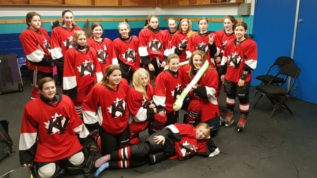 New Brunswick has some all-female hockey programs but none are mandatory for girls who want to play the sport.