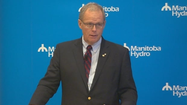 Manitoba Hydro chair Sandy Riley says the financial situation at the utility is a 'big problem' that needs assistance from the Manitoba government.