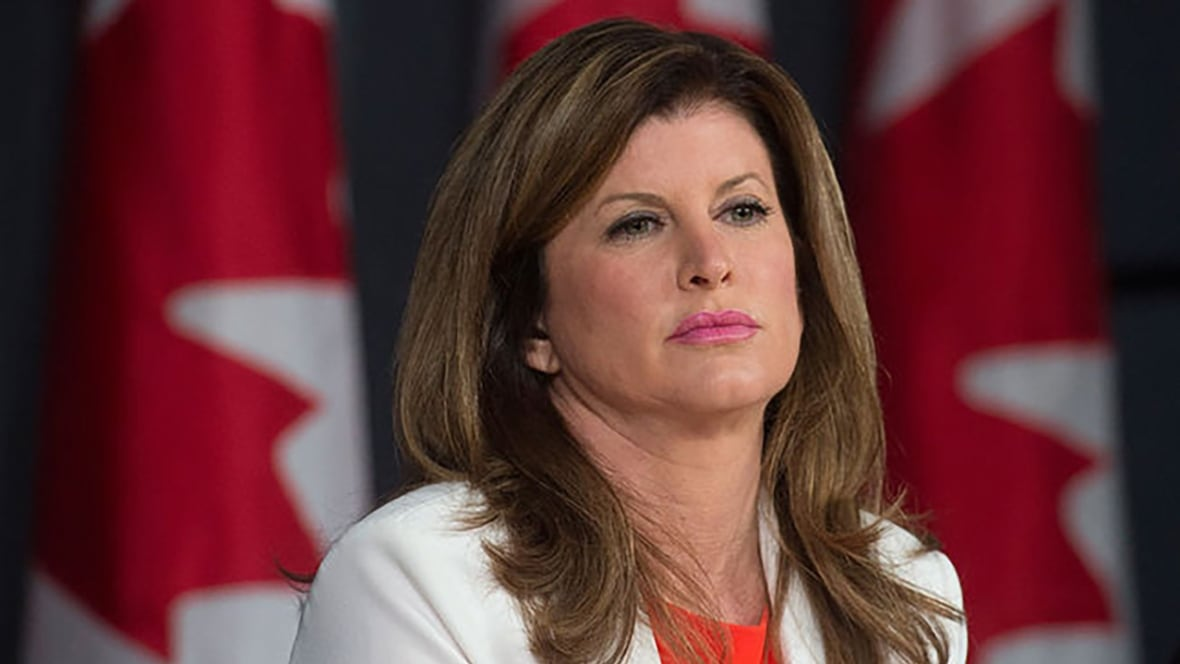 In touching bipartisan gesture, Liberals name Rona Ambrose Minister of Hypocrisy | CBC Comedy