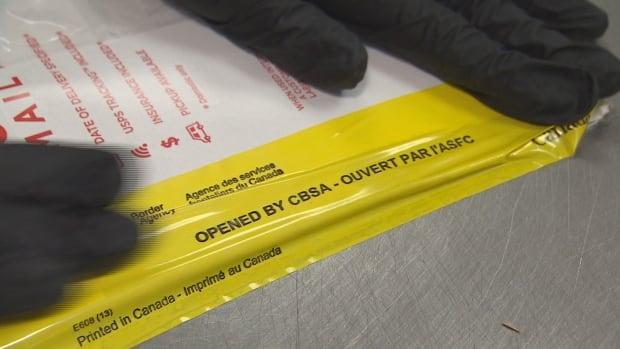Fentanyl's strength means it's often mailed in small packages and envelopes, and that has made it challenging to detect. The Canada Border Services Agency said it made 156 fentanyl seizures across the country between June 2016 and September 2017.