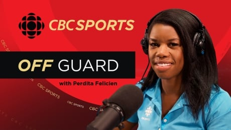 Off Guard Podcast with Perdita Felicien