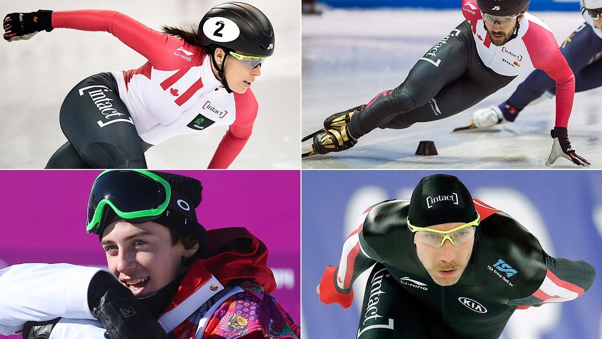 How many medals will Canada win in Pyeongchang? - CBC ...