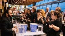 2016 Vancouver International Wine Festival