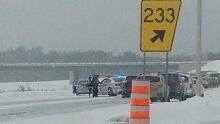 Highway 50 accident