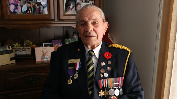 Coquitlam's William Leland Berrow has been named a Knight of the French National Order of the Legion of Honour.