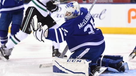 Matthews, McElhinney Give Leafs Needed Boost Over Stars