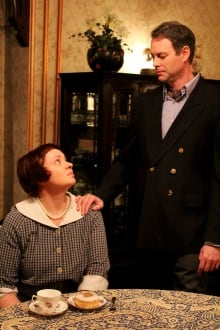 Echo Theatre Inscrutable Fugue of Agatha Christie