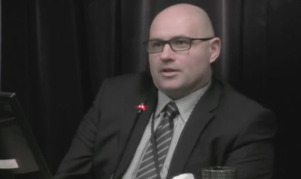 RCMP Cpl. Steve Burke Don Dunphy inquiry