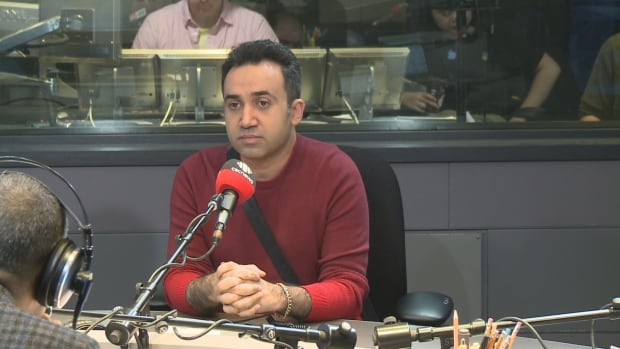 Arsham Parsi, executive director of the Iranian Railroad for Queer Refugees, says that vulnerable LGBT refugees are being left behind by the Canadian government's focus on taking in Syrian refugees.