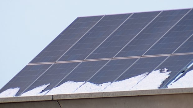 The Alberta government has yet to roll out its incentive program for residential solar panels.
