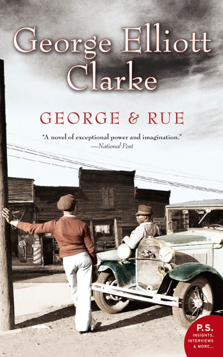George and Rue | CBC Books