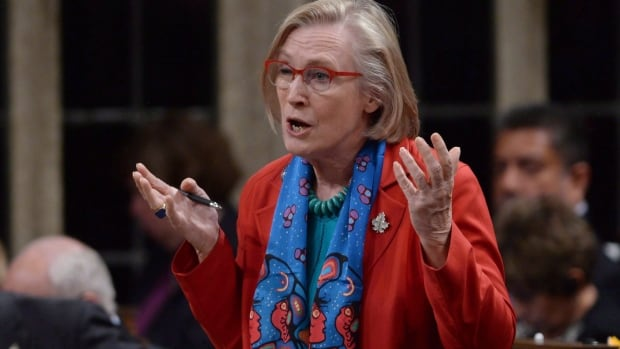 Minister of Crown-Indigenous Relations Carolyn Bennett said Tuesday Sen. Lynn Beyak should be kicked out of the Conservative caucus for her latest remarks about Indigenous people.