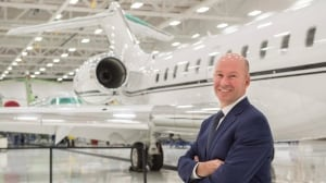 Bombardier's senior executives saw compensation rise by nearly 50% last year