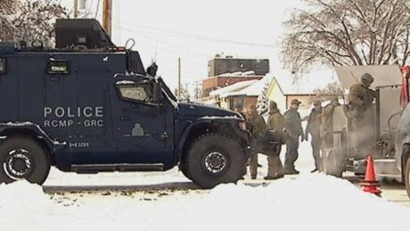 Pincher Creek police presence