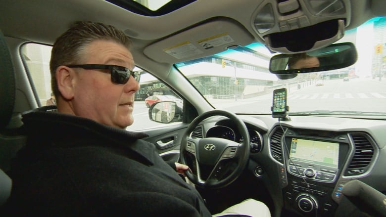 what do uber drivers get paid toronto