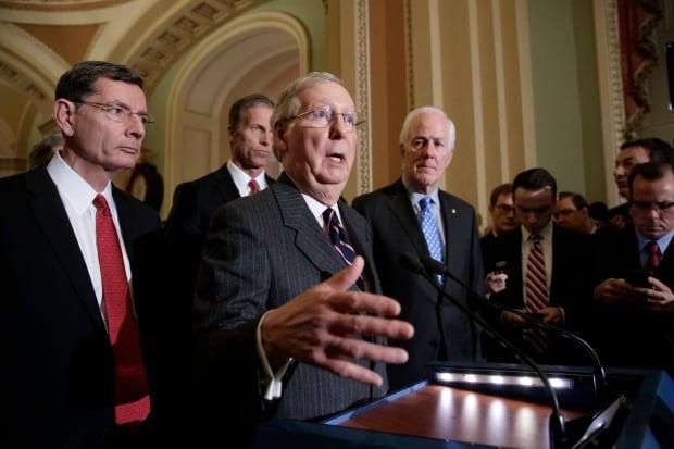 Senate Trump Cabinet