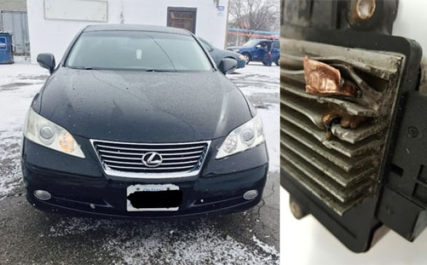tourist s car shot by montreal police city refuses to pay 1k insurance deductible   montreal