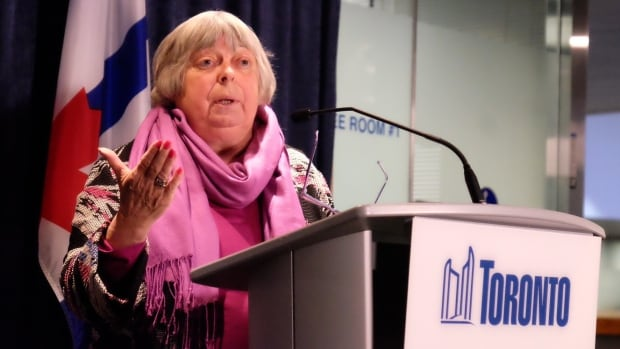 Toronto Coun. Pam McConnell 'gravely ill,' Mayor John Tory says