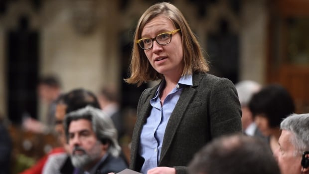 Minister of Democratic Institutions Karina Gould says the Liberal government will not be pursuing mandatory or online voting.