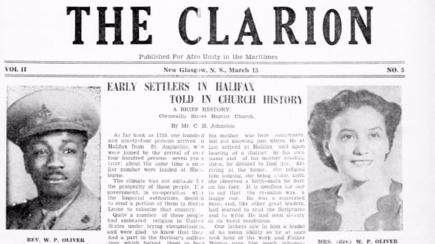 This edition of The Clarion was published on March 15, 1947.
