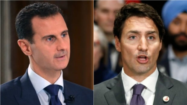 When Trudeau meets with President Donald Trump next week, a top priority should be persuading the American leader that Assad is not a viable partner in the fight against ISIS.