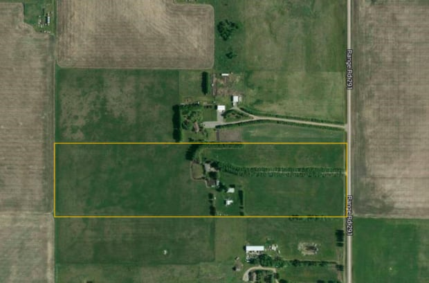 Garland farm aerial hawcs