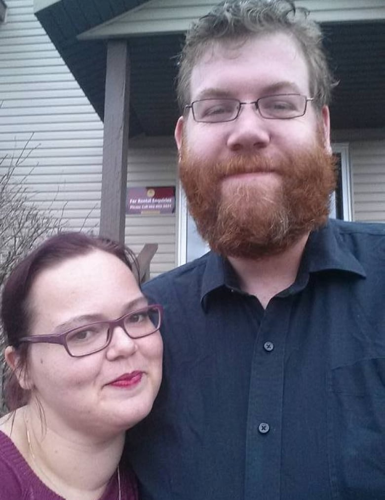 Elyse Cottrell met her fiance Matthew Martin on Plenty of Fish. (Submitted  by Elyse Cottrell)