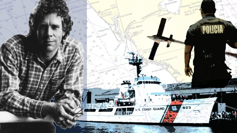 In 1979 Stuart McLean travelled to Florida and aboard the USCGC Steadfast for his documentary, The New Goldrush.