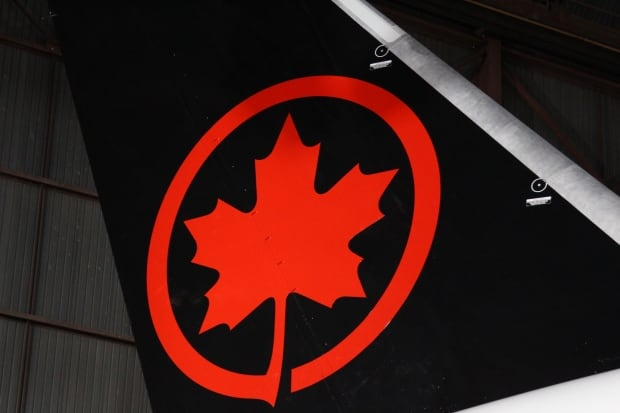 Air Canada new logo
