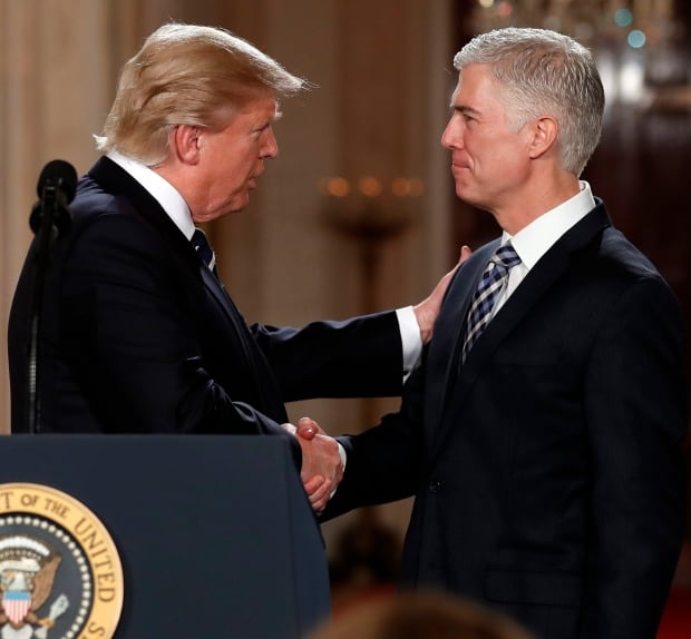 Donald Trump's Supreme Court nominee could be in place this week