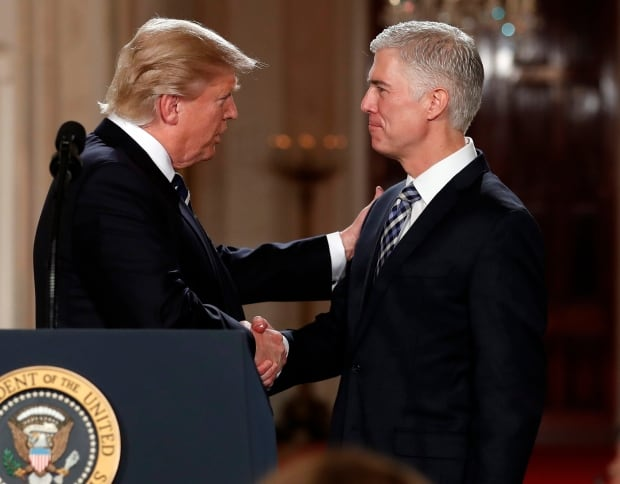 Supreme Court Gorsuch Judicial Philosophy